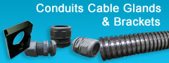 Conduits Cable Glands & Brackets